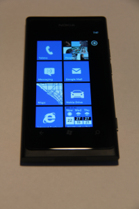Nokia Lumia 800 - Home Screen